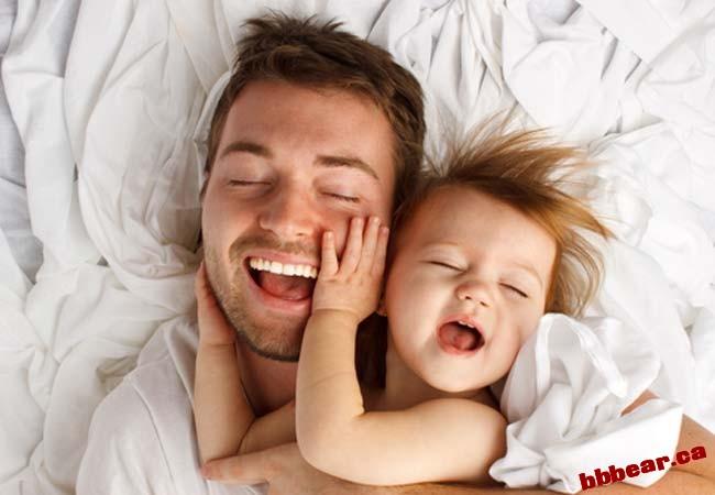 如何让爸爸爱上育儿?