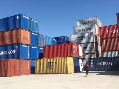 加拿大集装箱堆积如山,被我港口智能化彻底击败,询问是否华为5G