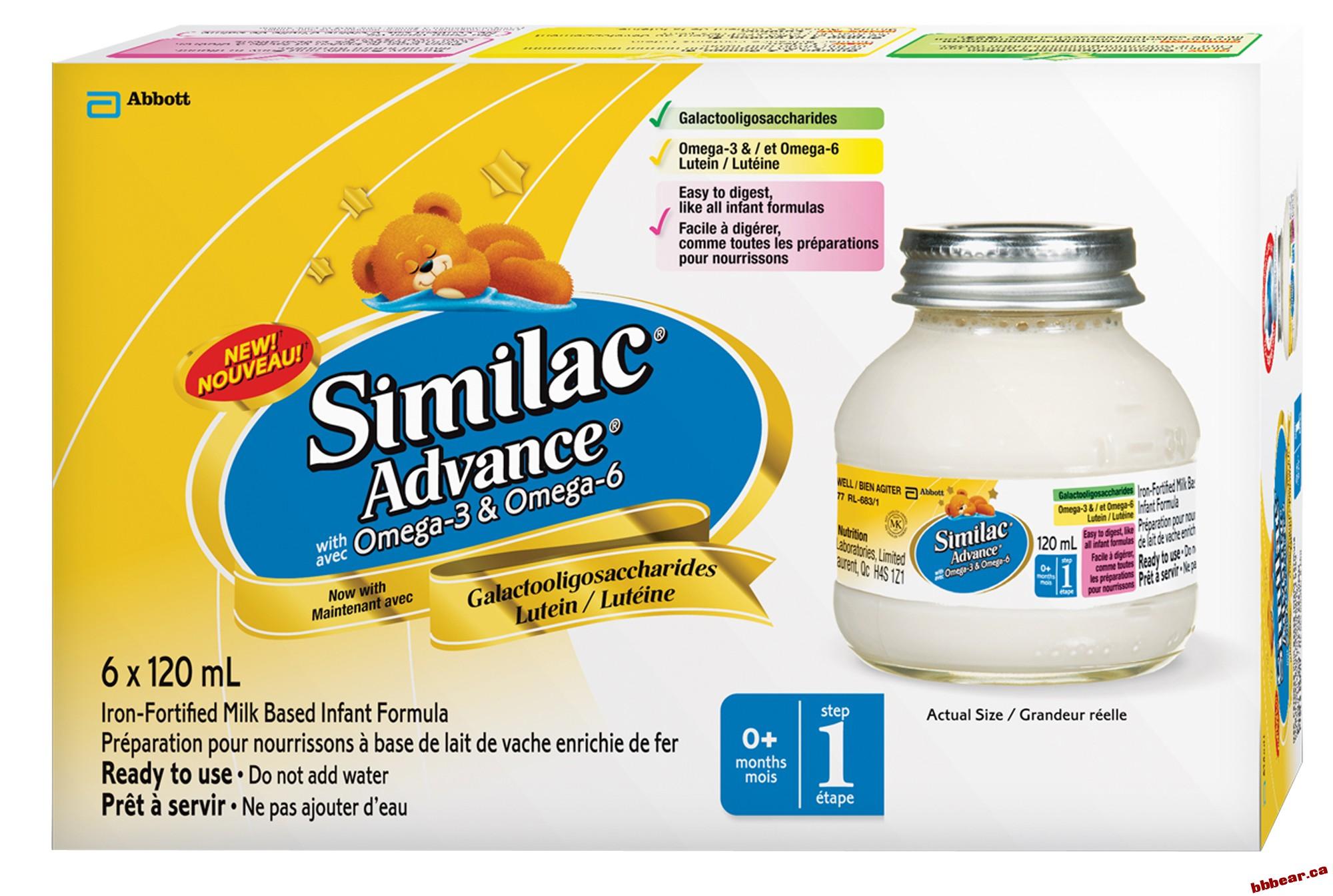 加拿大和北美水奶和奶粉的区别及介绍