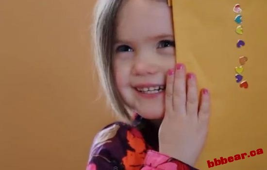 一起学三岁女孩,用小举动改变世界!
