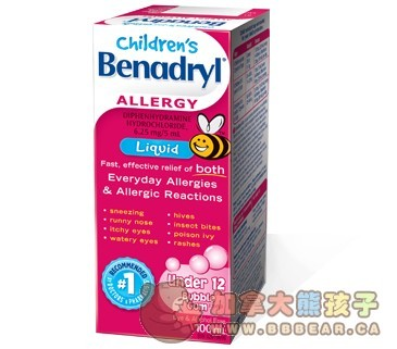 Children's BENADRYL