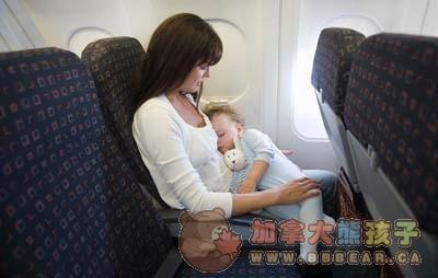 加拿大带宝宝回国坐飞机攻略!