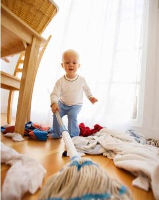 怎样安排宝宝第一次做家务